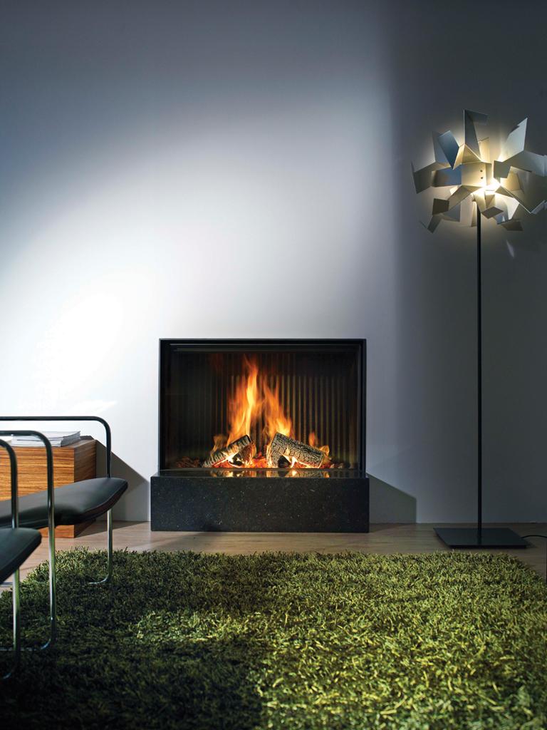 Foyer kal fire heat pure 100 toulon (83) la garde   vente foyer ...